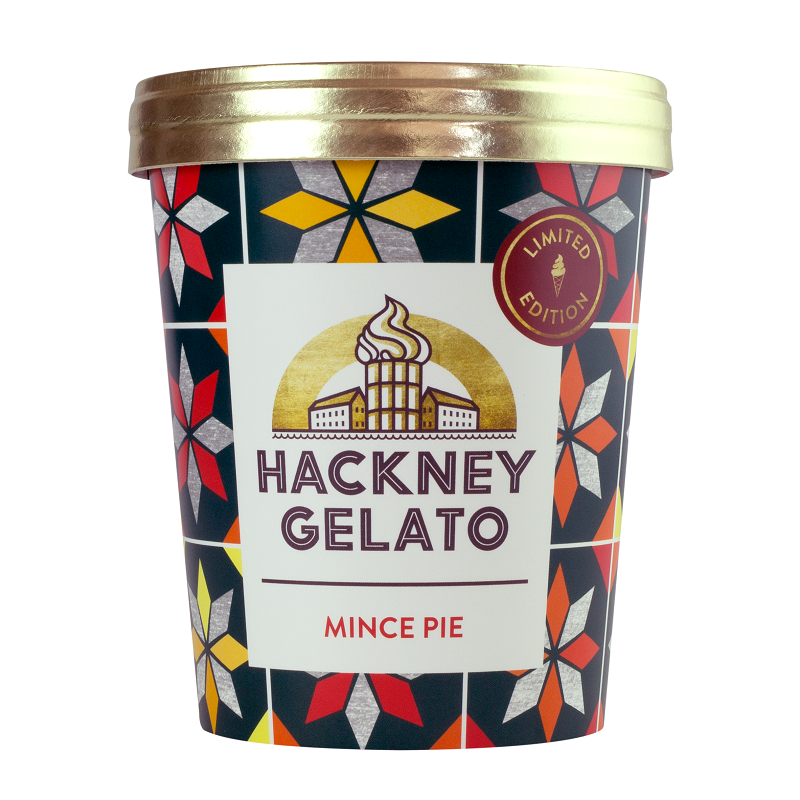 Mince Pie Gelato - 500ml - gourmet-de-paris-london
