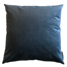 Load image into Gallery viewer, Pillow in Blue Velour