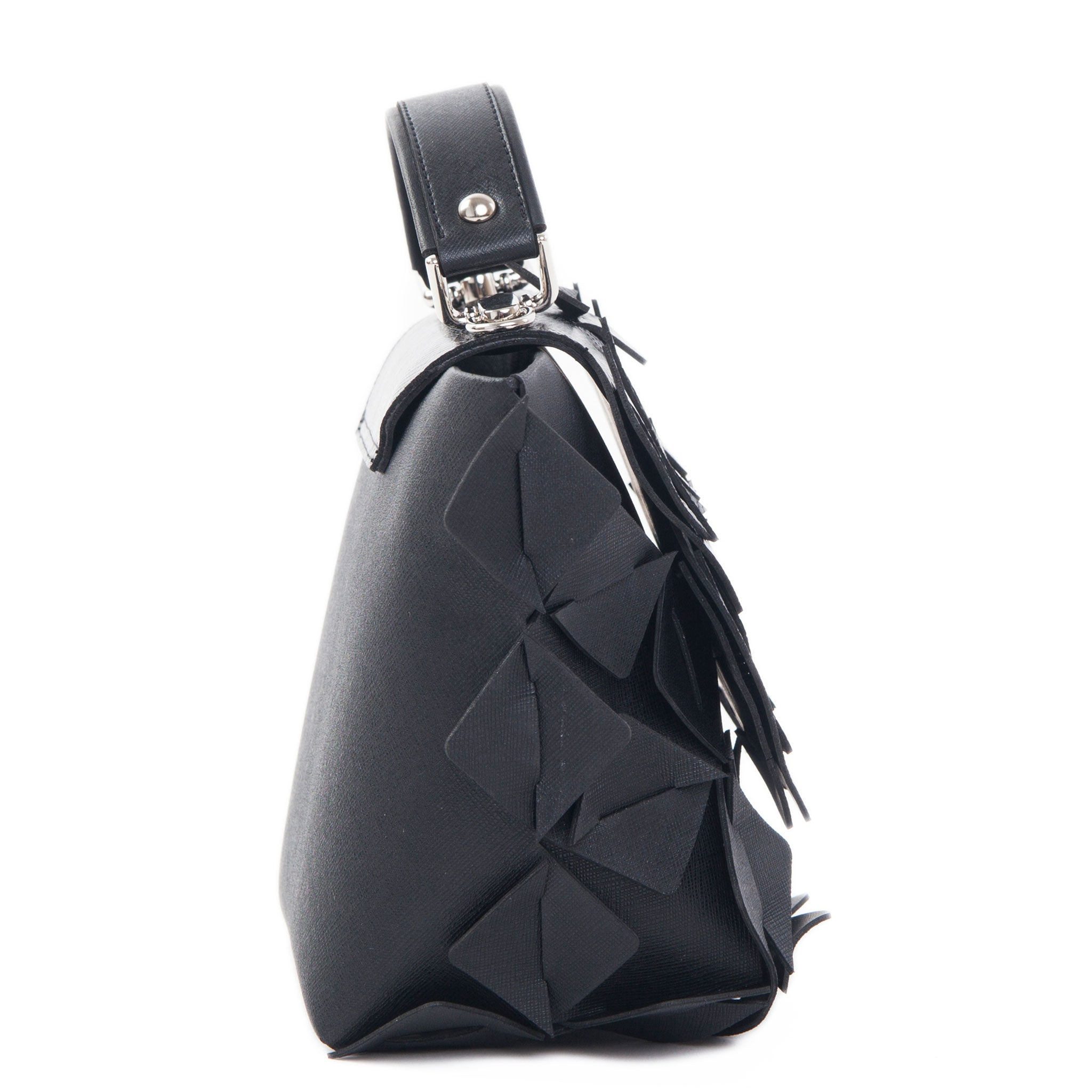 DIAMOND BAG Crystal black