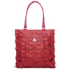 STAR TOTE BAG Alma scarlet red
