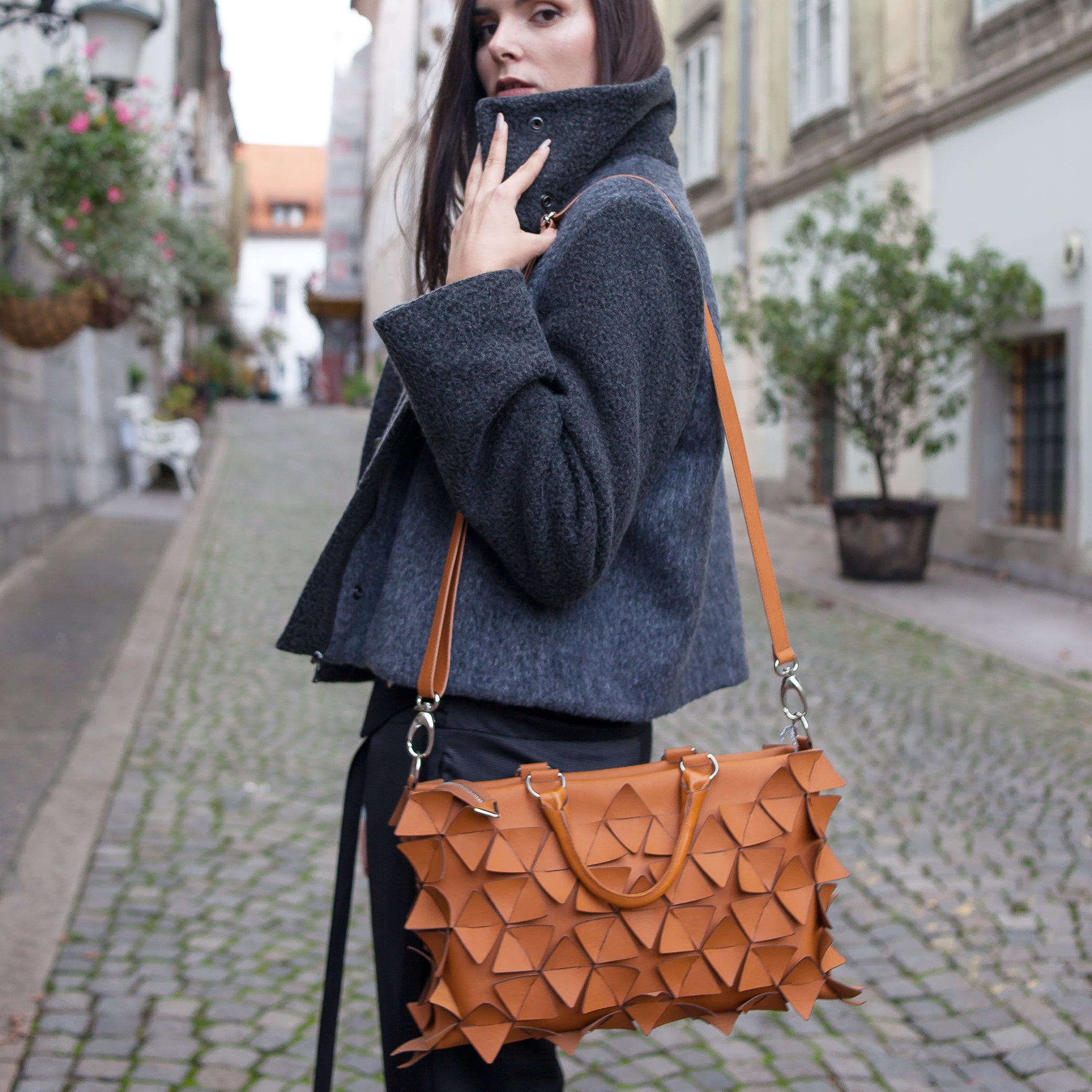 STAR SHOULDER BAG Eva ocher