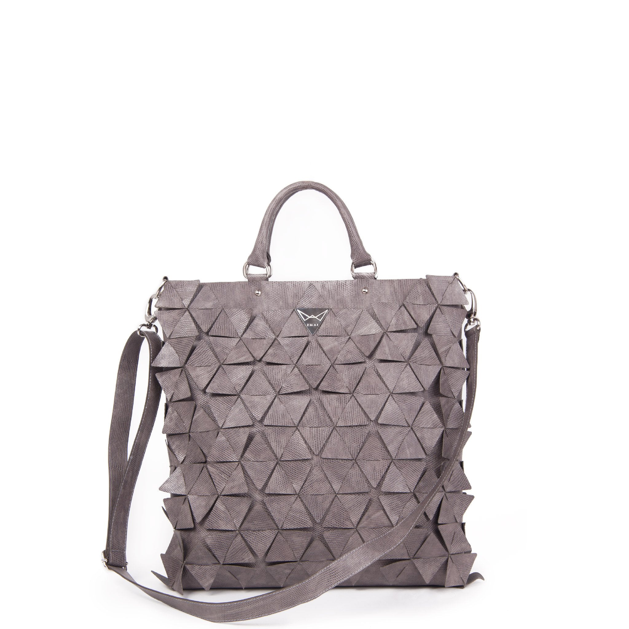 STAR TOTE BAG Carol warm grey
