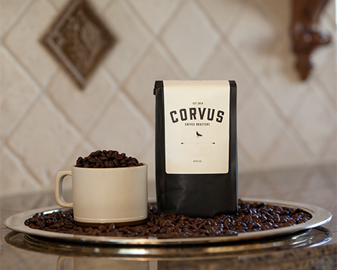 Corvus Coffee Roasters | Jackson's Select