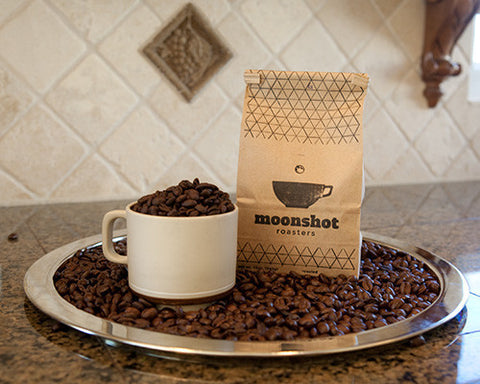Moonshot Roasters | Decaf Three African Blend