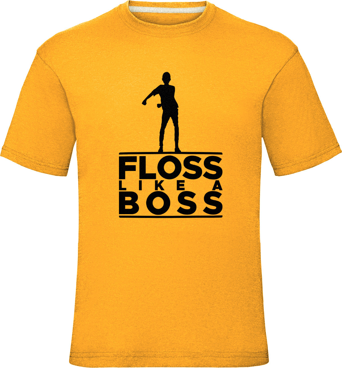 Floss Like a Boss Official T-shirt