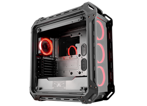 Cougar Panzer EVO RGB Full-Tower Kabinet