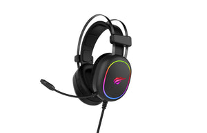 Gamer Headset Havit Gamenote H2016d - Lootbox.dk