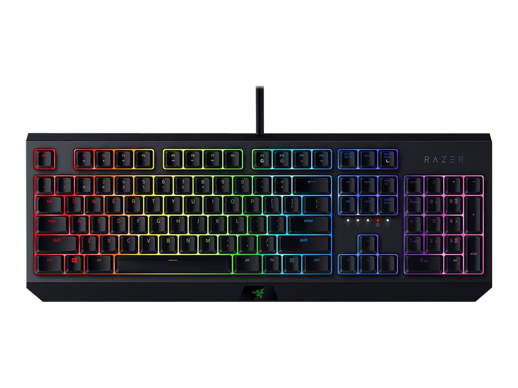 Gamer Keyboard Razer Blackwidow - Lootbox.dk
