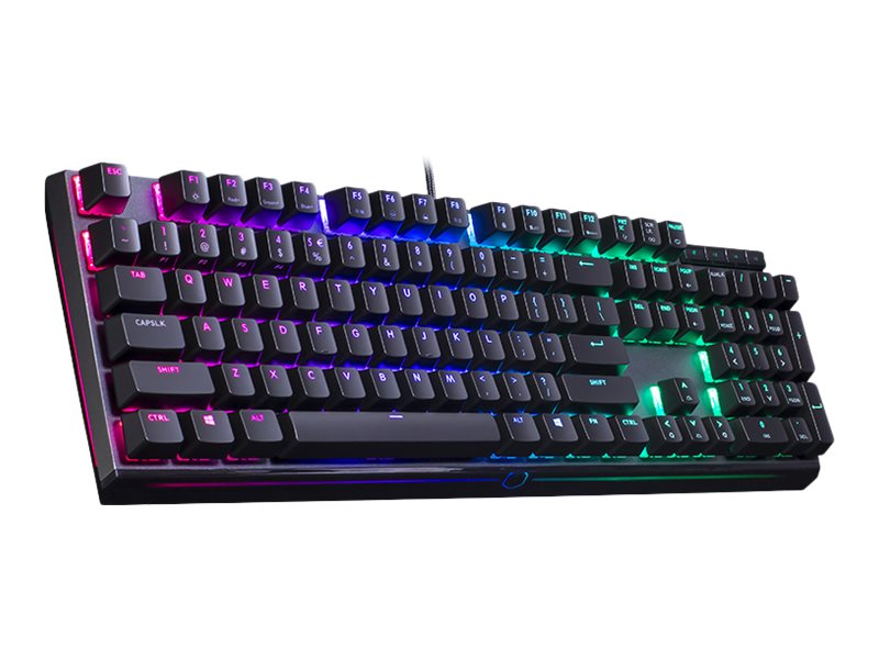 Gamer Keyboard Cooler Master MasterKeys MK750 RGB Kablet