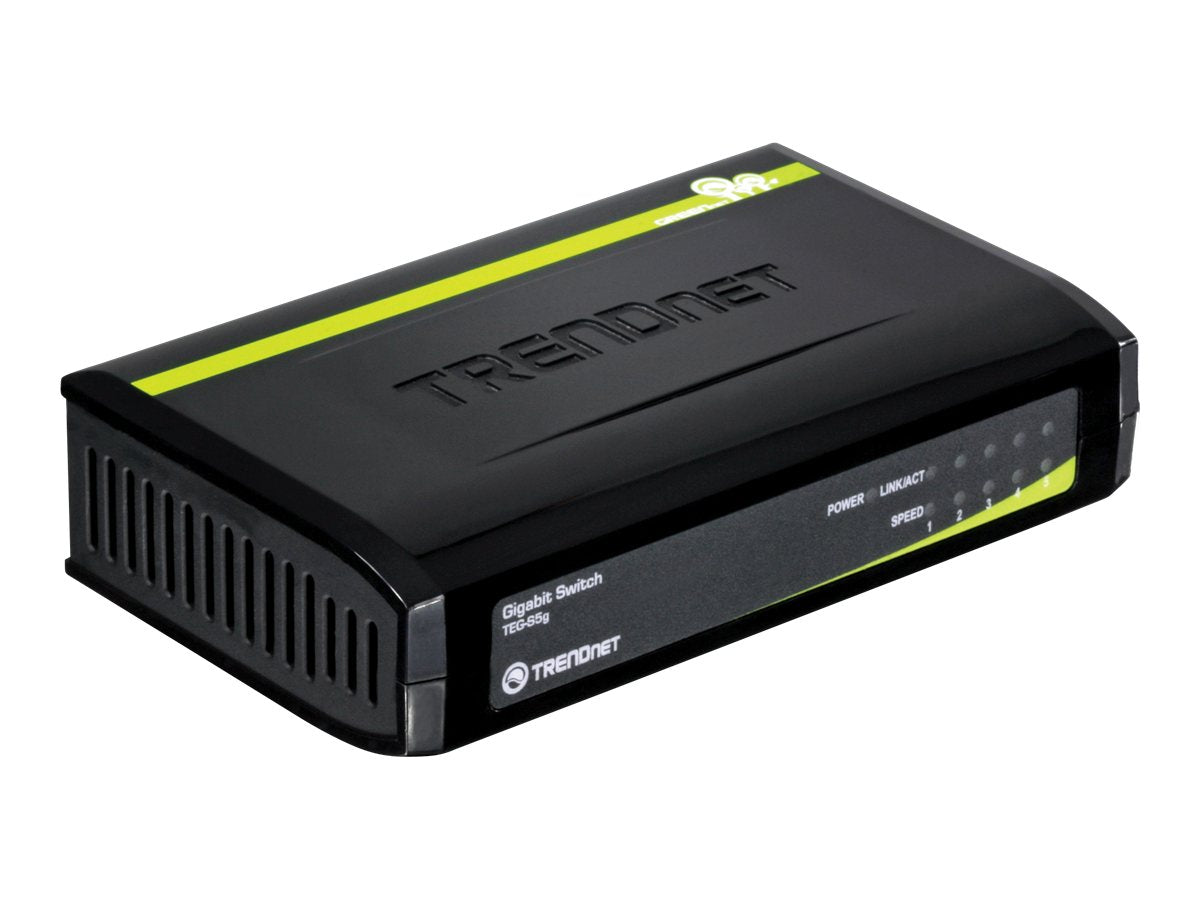 TRENDnet TEG S5g Switch 5-porte Gigabit