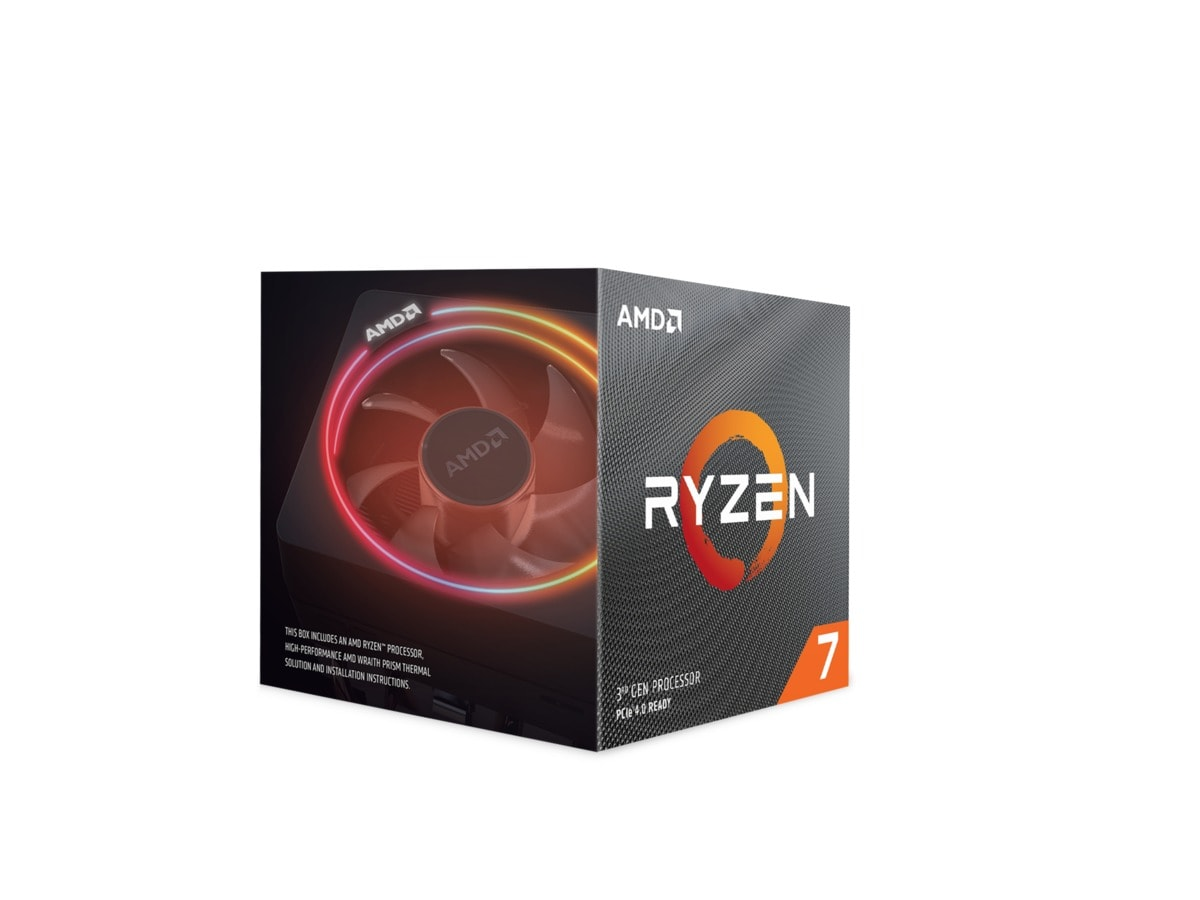 Processor AMD Ryzen 7 3700X 3.6GHz 8 kerner AM4