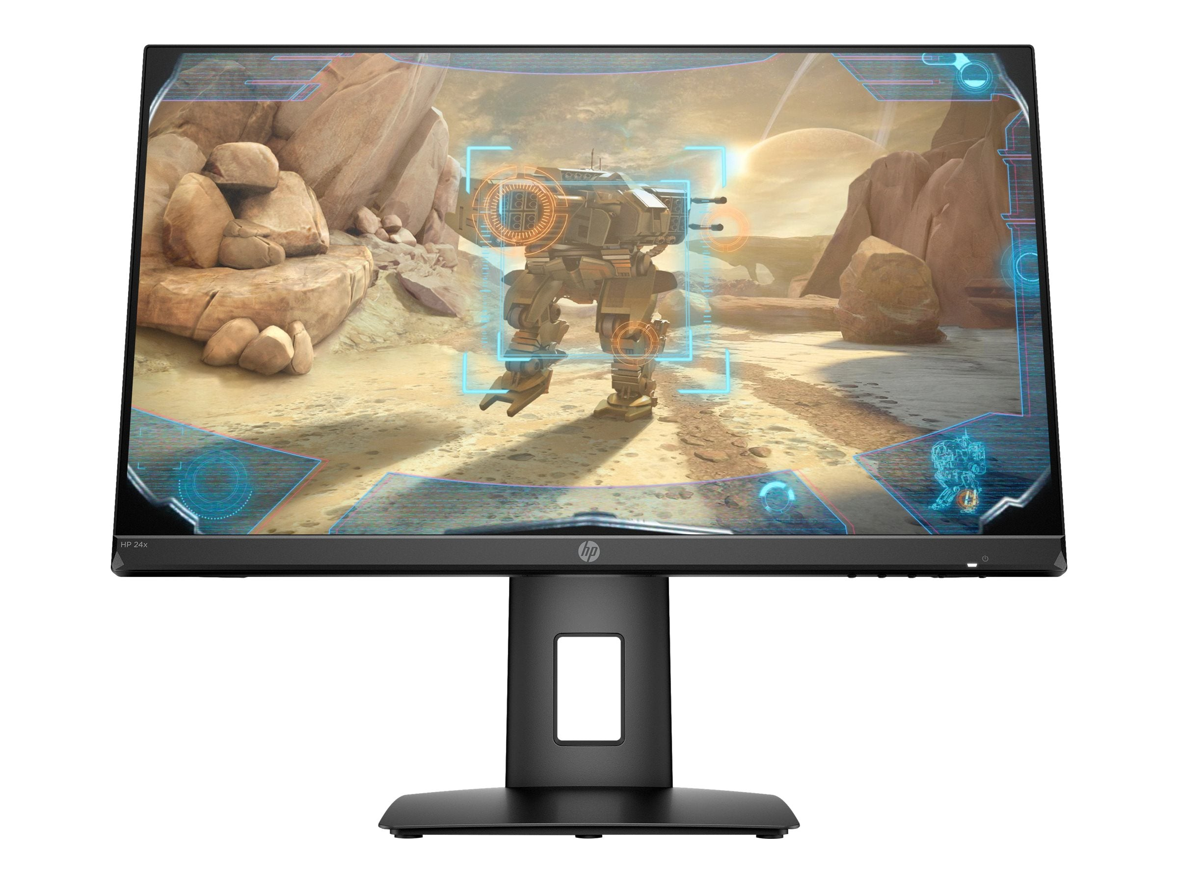 "Gamer Skærm HP 24x Gaming 23.8"" 1080p 144Hz"