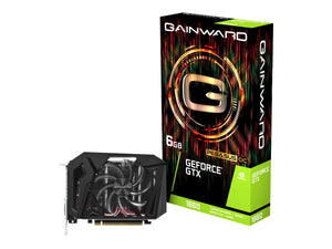 Grafikkort Gainward GeForce GTX 1660 Pegasus OC 6GB GDDR5