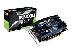 Grafikkort Inno3D GeForce GTX 1660 SUPER Compact 6GB GDDR6