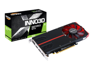 Grafikkort Inno3D GeForce GTX 1650 4GB GDDR5