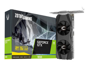 Grafikkort ZOTAC GAMING GeForce GTX 1650 GDDR5