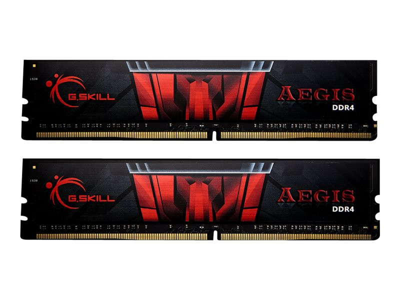 RAM G.Skill AEGIS DDR4 16GB kit 3000MHz CL16