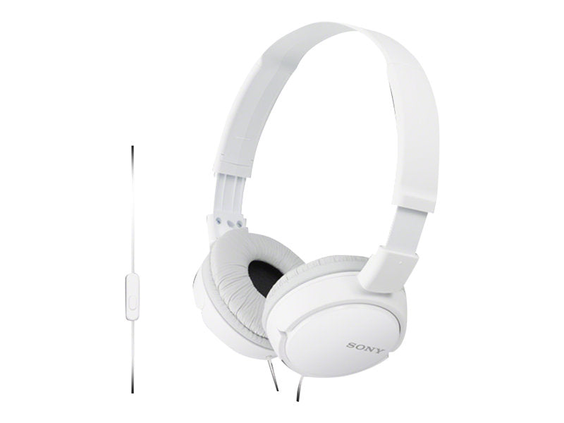 Headset Sony MDR ZX110 Kabling