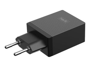 Havit 4 port USB Charger Sort