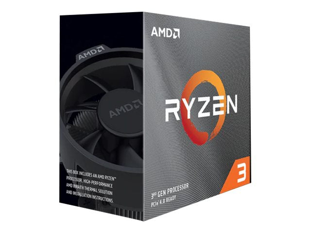 Processor AMD Ryzen 3 3100 3.6GHz Quad-Core AM4
