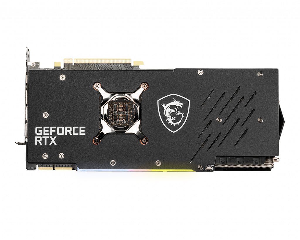 Grafikkort MSI GeForce RTX 3090 GAMING X TRIO 24GB