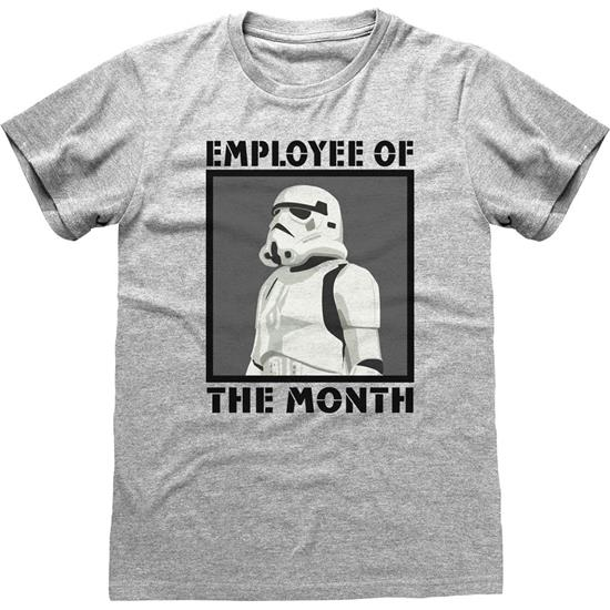 Star Wars T-Shirt - Employee of the Month - Lootbox.dk