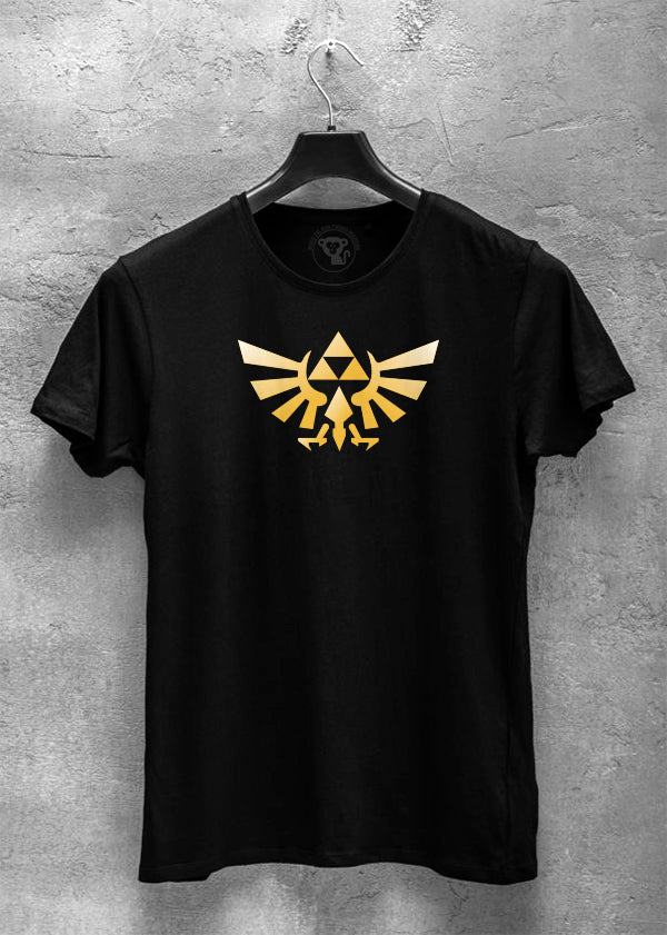 T-Shirt - Legend of Zelda Triforce - Lootbox.dk