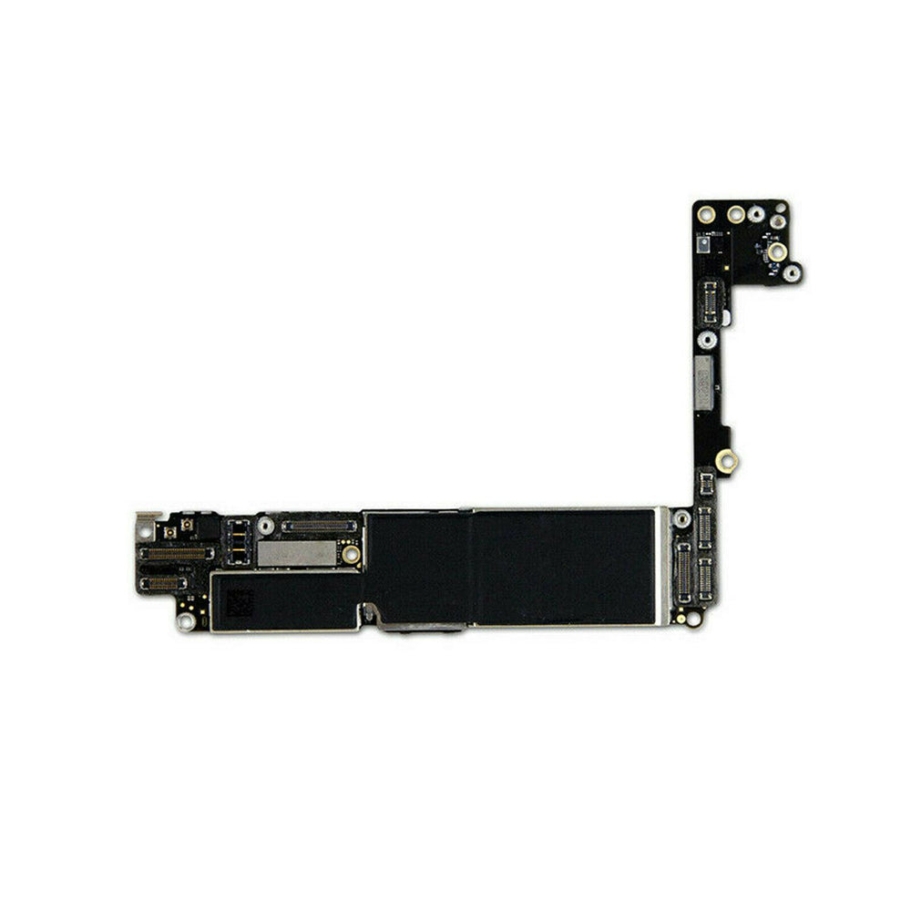 32G 128G Main Board Motherboard Unlocked with White Touch ID for IPhone 7/7 Plus