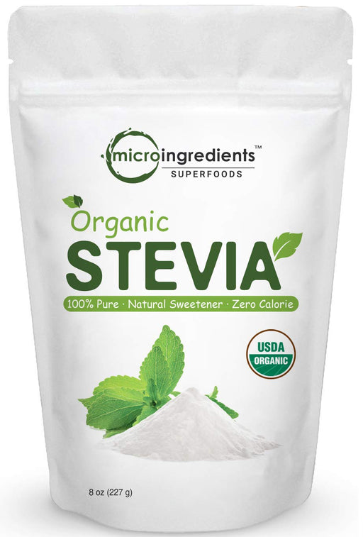 Pure Organic Stevia Powder