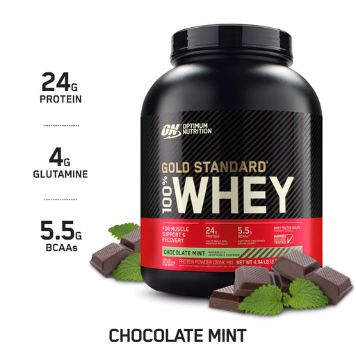 Optimum Nutrition Gold Standard 100% Whey | Chocolate Mint