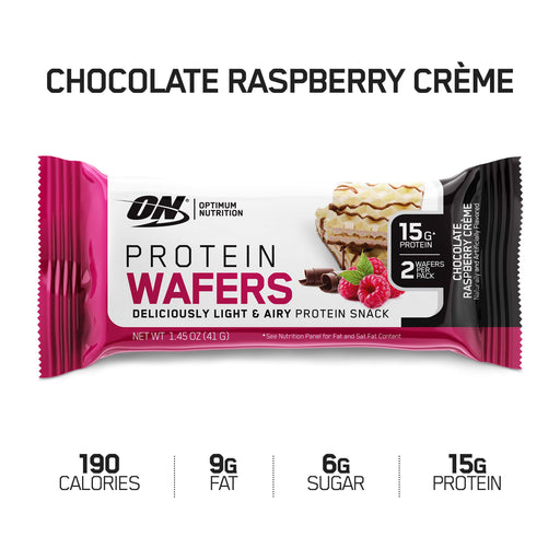 ON High Protein Wafer Bars