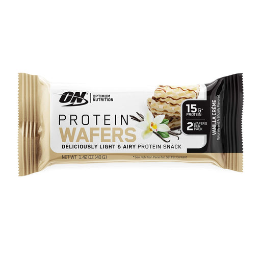 ON High Protein Wafer Bars Vanilla