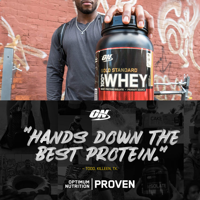 Optimum Nutrition Gold Standard 100% Whey | Natural Flavor