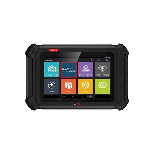 Android Tablet for Commercial and Agricultural Cando International Inc. CDOHDPRO