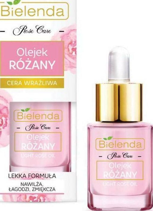 BIELENDA rose care Rose face oil. Sensitive Skin. Delicate Vitamin C + E