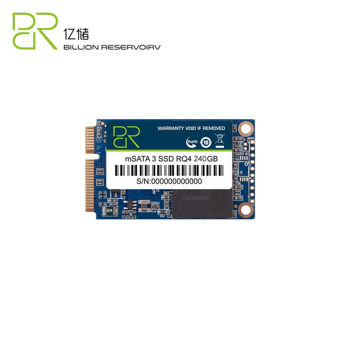 BR ssd msata 120gb 240 gb msata to sata 64gb internal ssd hard disco drive for laptops pc