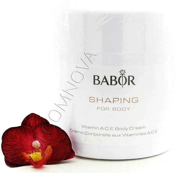 Babor Shaping for Body Vitamin A C E Body Cream 500ml/16.9oz Salon Size