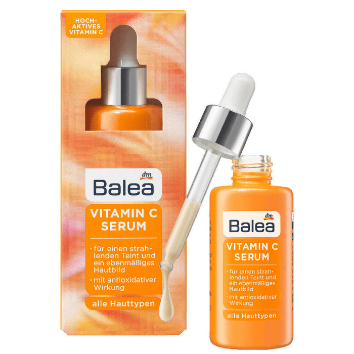 Balea Serum vitamin C, 30 ml (Vegan) German product