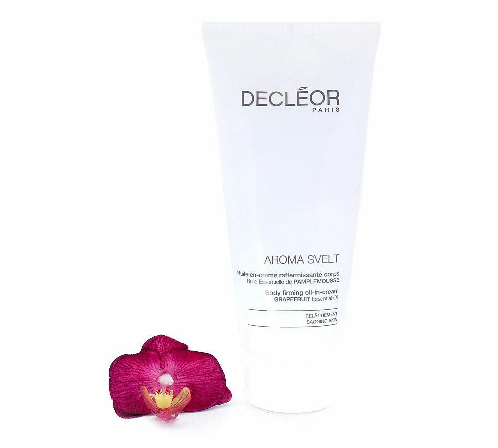 Decleor Aroma Svelt Body Firming Oil-in-Cream 200ml/6.7oz Salon Size