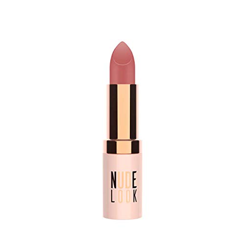 Golden Rose Nude Look Perfect Matte Lipstick (03 Pinky Nude)