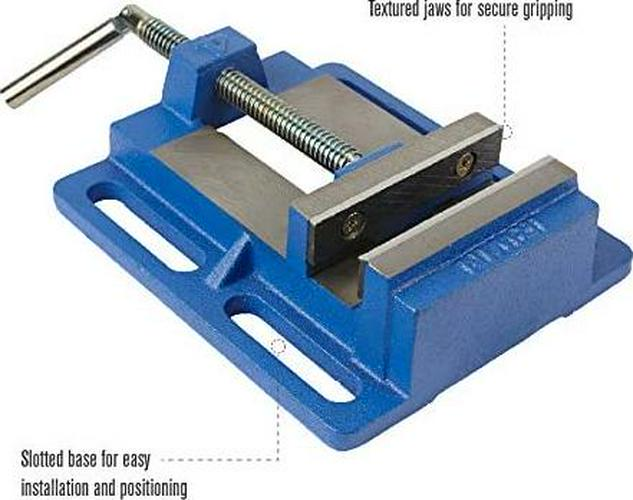 Irwin Tools Drill Press Vise, 4 , 226340
