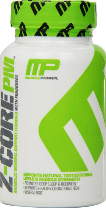 MP Essentials Z-PM, Natural Sleep-Support Supplement, Nighttime Muscle-Recove...