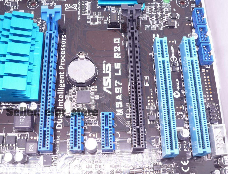 *NEW unused ASUS M5A97 LE R2.0 Socket AM3+ Motherboard - AMD 970