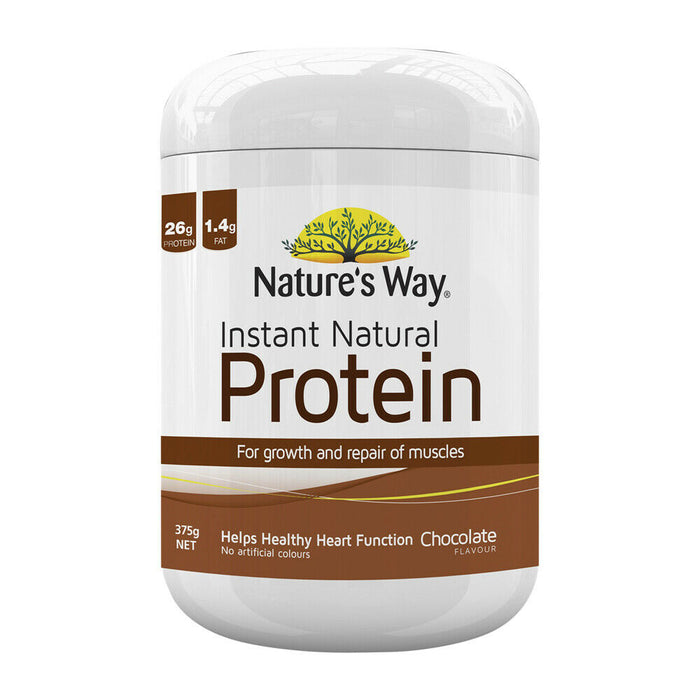Nature's Way Instant Natural Protein 375g