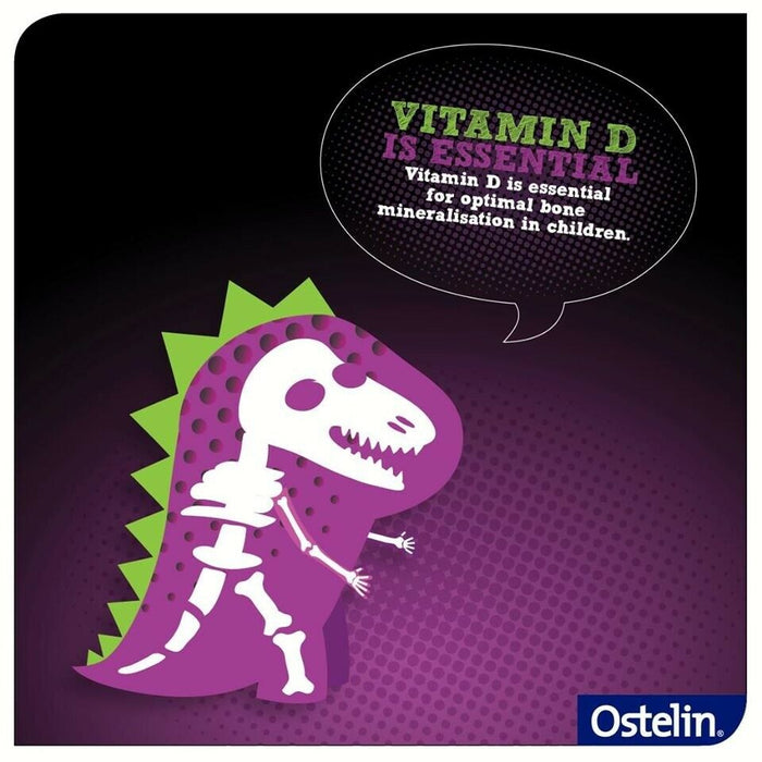 Ostelin-Infant Vitamin D3 Drops 2.4ml