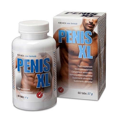Penis XL Herbal and Powerful Natural Male Enhancement Potency Libido Orgasm Climax Virility Pills by Penis XL
