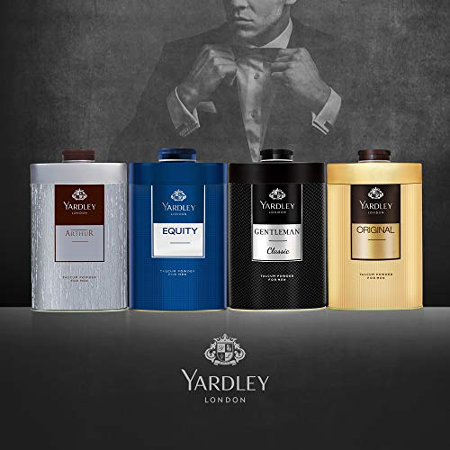 Yardley Gentleman Talcum Powder 8.8oz
