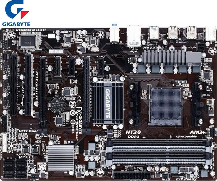 original motherboard 970 Gigabyte GA-970A-DS3P Socket AM3/AM3+ DDR3 970A-DS3P boards 32GB 970 Desktop mainboard PC