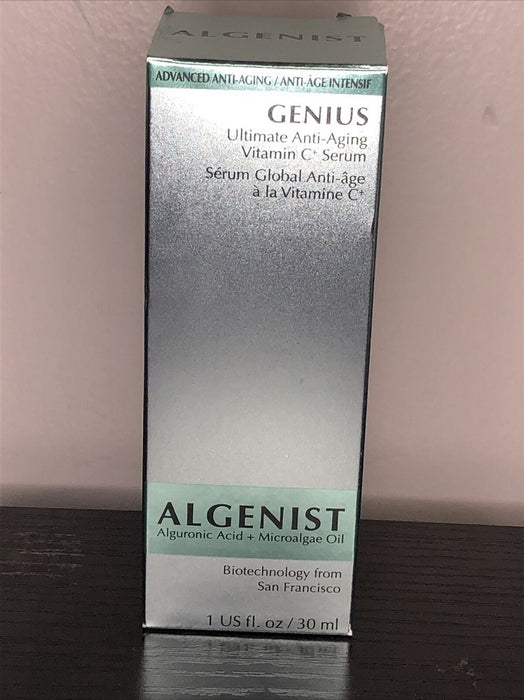 Algenist GENIUS Ultimate Anti-Aging Vitamin C+ Serum 1 fl oz 30 ml