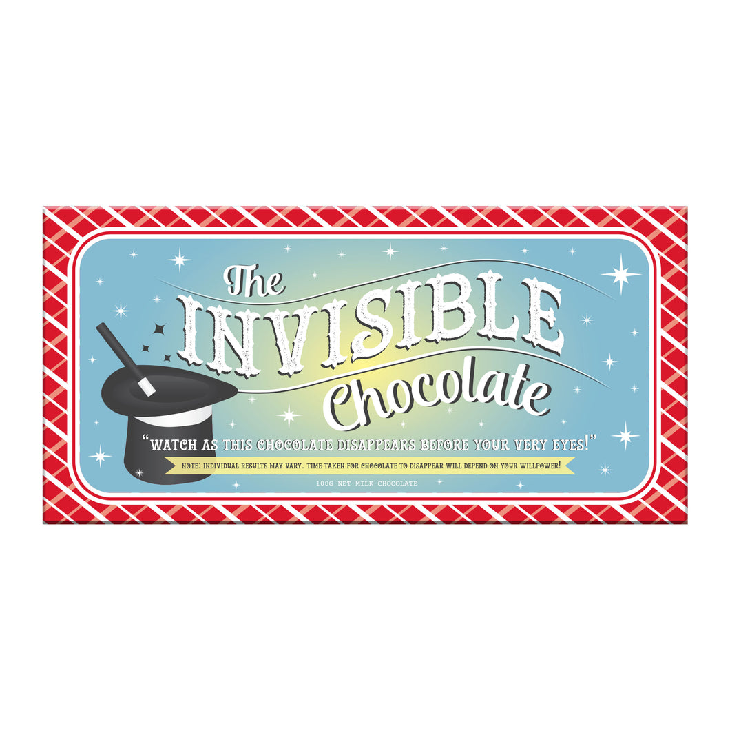 The Invisible Chocolate